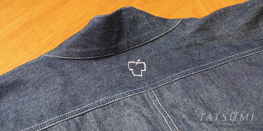 オリジナル ロゴ | デニム着物ギャラリー